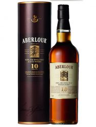 Aberlour 10 Jahre Single Malt Whisky 0,7 Liter