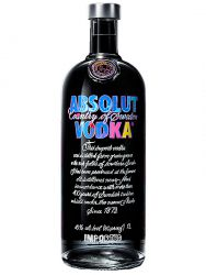 Absolut Andy Warhol Edition 1986 Vodka 1,0 Liter