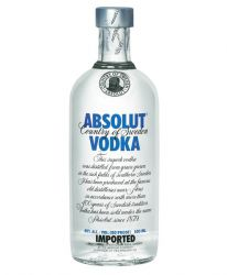 Absolut Blue Vodka 0,50 Liter