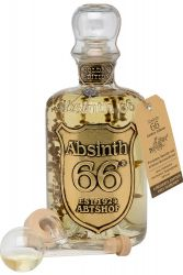 Buffalo Grass Absinth GOLD 69 % 0,5 Liter
