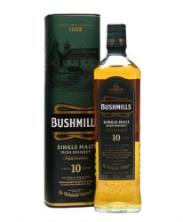 Bushmills 10 Jahre Matured in Two Woods 0,7 Liter