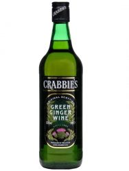 Crabbies original Scottish Green Ginger Wine 0,7 Ltr.