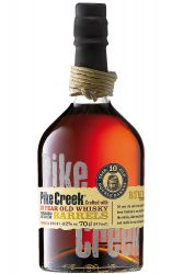 PIKE CREEK Whisky Canadian Whisky 42% 0,7 Liter