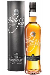 Paul John BOLD indischer Single Malt Whisky in Geschenkdose 0,7 Liter