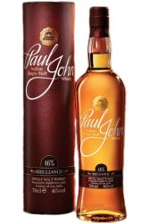 Paul John Brilliance Indian Single Malt Whisky mit Geschenkverpackung 0,7 Liter