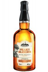 Peaky Blinder Blended Irish Whiskey 0,7 Liter