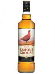 The Famous Grouse Blended Scotch Whisky 0,7 Liter