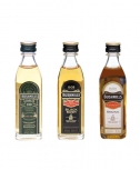 Bushmills Collection 3 x 0,05 Liter in Geschenkpackung