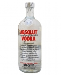 Absolut RED Vodka 50 % 1,0 Liter
