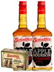 Berentzen Apple Bourbon Whisky 2 x 0,7 Liter + 10er Magazin Gratis