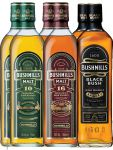 Bushmills Selection 2 x 10 Jahre, 2 x 16 Jahre & 2 x Black Bush