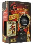 Captain Morgan Spiced Gold mit Cannonball Jamaika 0,7 Liter