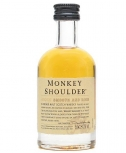 Monkey Shoulder Blended Malt Whisky 5 cl